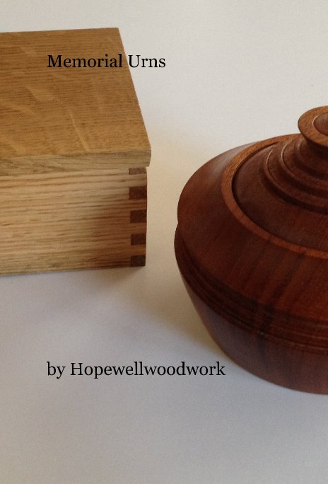 View Memorial Urns by Hopewellwoodwork