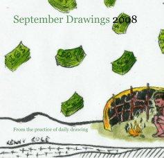 September Drawings 2008 book cover
