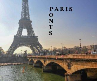 Paris ponts book cover