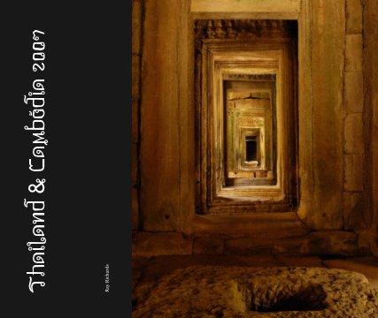 Thailand & Cambodia 2007 book cover