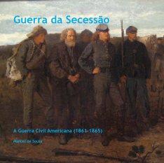 Guerra da Secessão book cover
