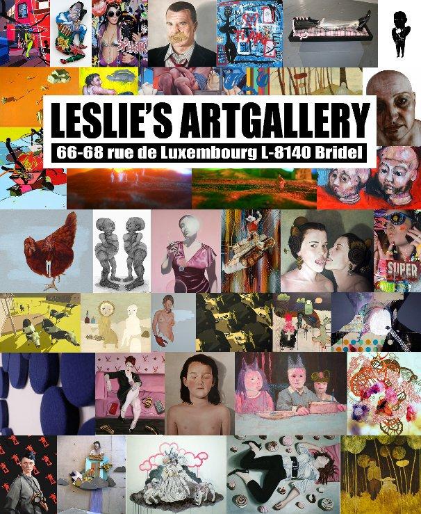 View LESLIE'S ARTGALLERY by Zenia Malmer & Leslie Barnig