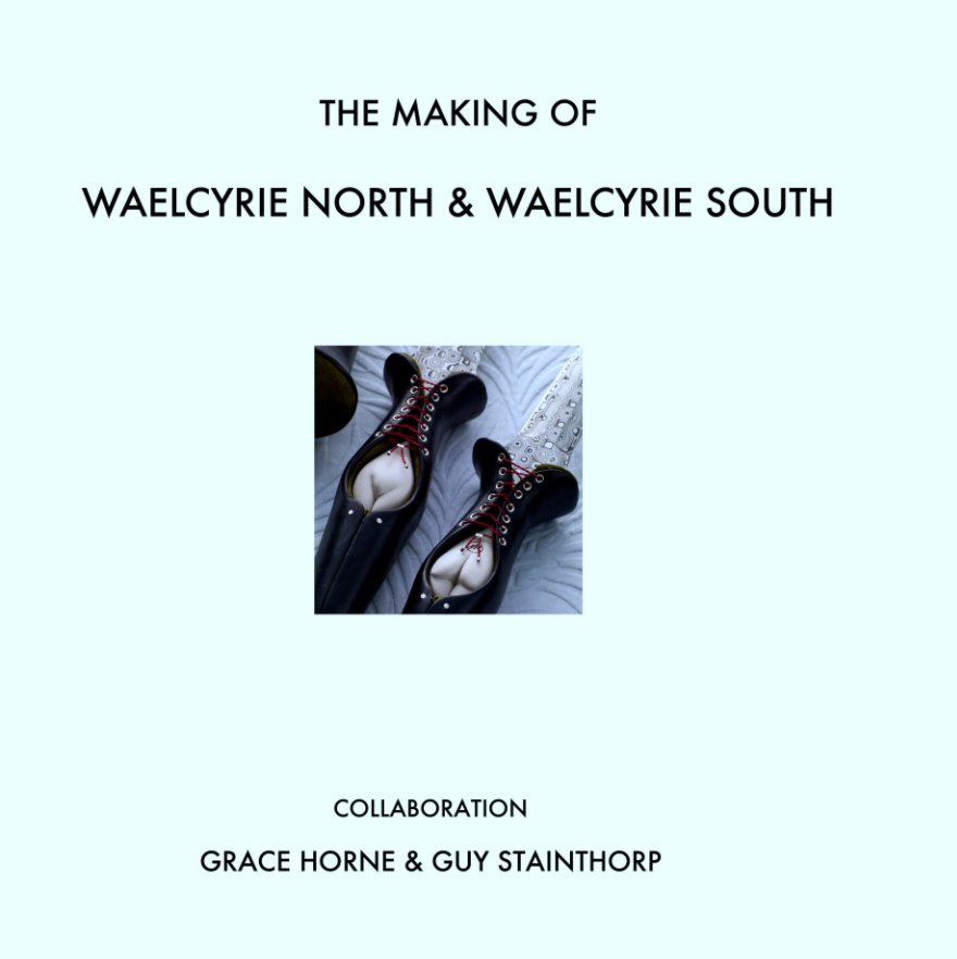 View Waelcyrie North & Waelcyrie South by Grace Horne