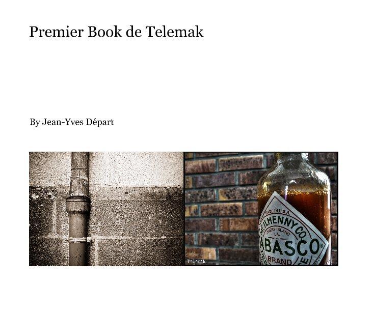 View Premier Book de Telemak by Jean-Yves Départ