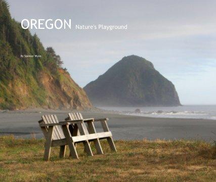 OREGON Nature's Playground book cover