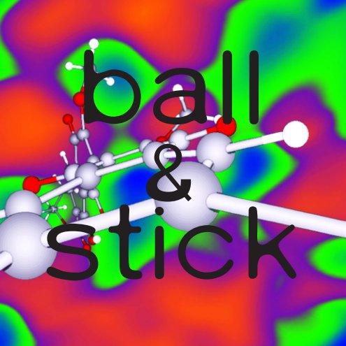 View ball & stick by Tim Westbury