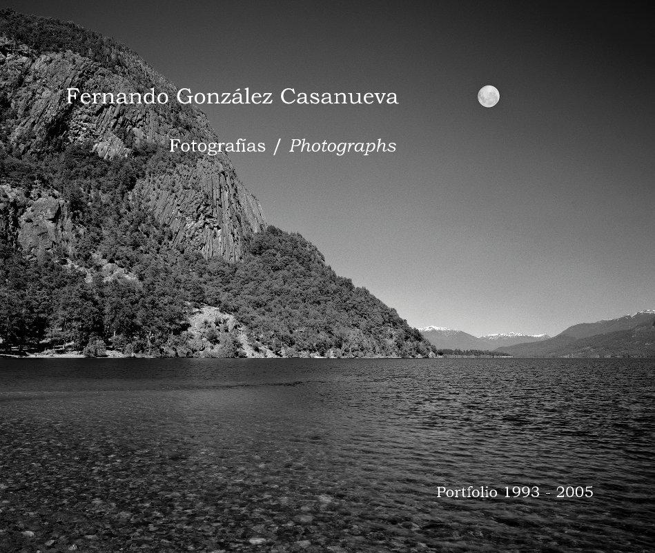 Ver Fernando González Casanueva por Portfolio 1993 - 2005