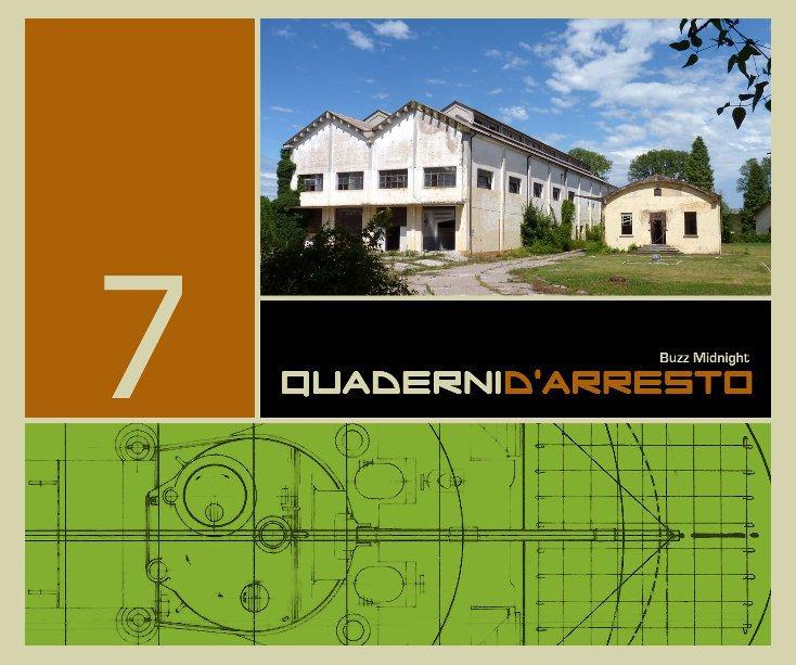 Visualizza Quaderni d'Arresto 7 di Buzz Midnight
