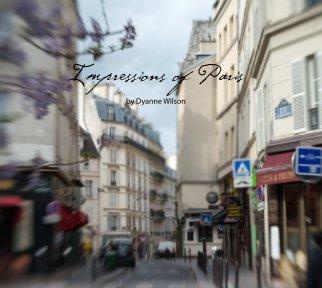 Impressions of Paris book cover