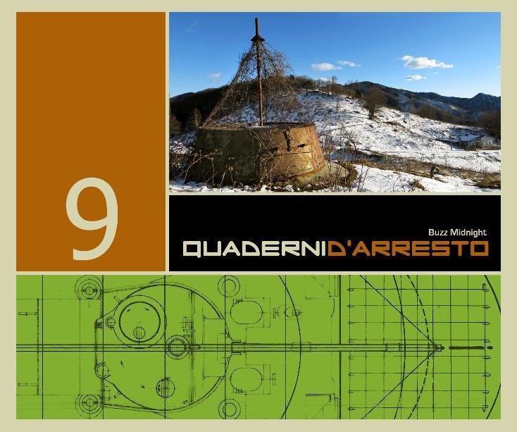 Visualizza Quaderni d'Arresto 9 di Buzz Midnight