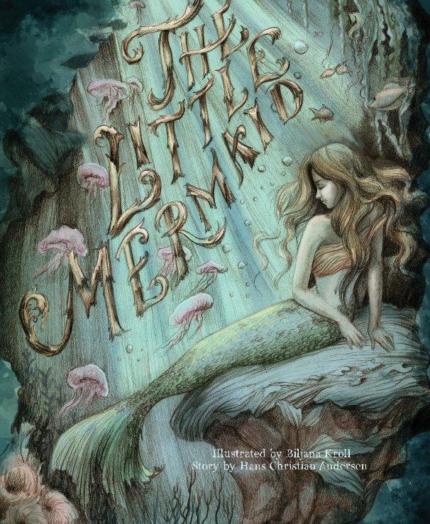The little mermaid original book cover