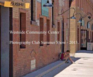 Westside Community Center book cover