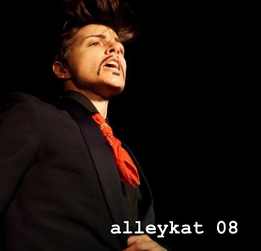 Bekijk alleykat 08 op Alison Bennett