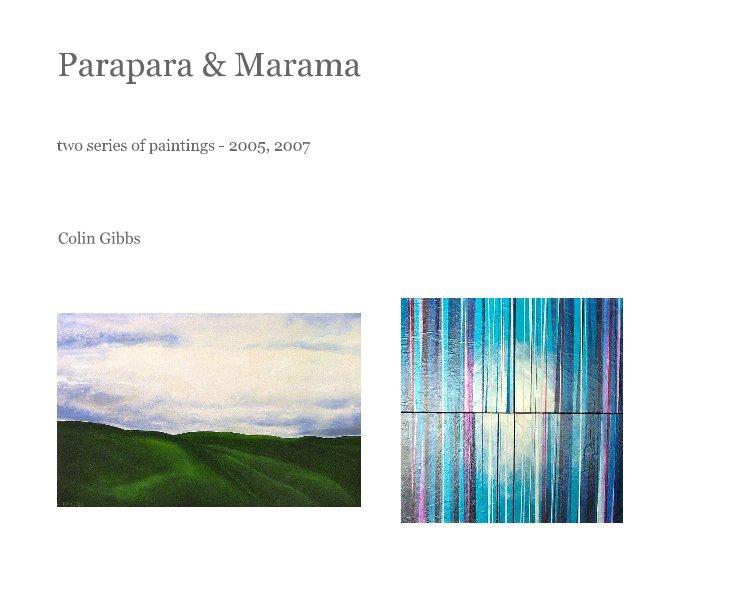 View Parapara & Marama by Colin Gibbs