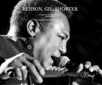 Benson, Gil, Shorter book cover