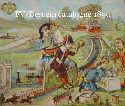 FV/Dessein 1890 book cover
