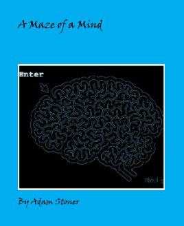 A Maze of a Mind book cover