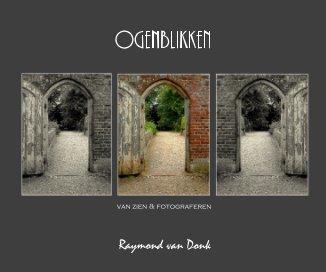 Ogenblikken book cover