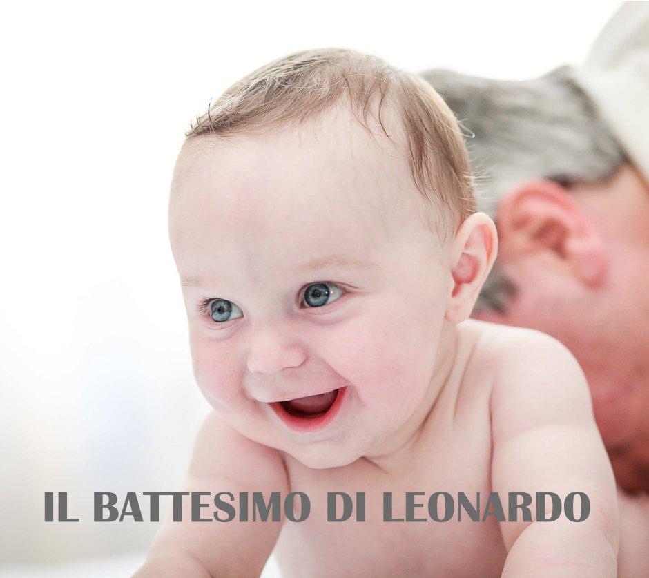 View battesimo leonardo by monica basso