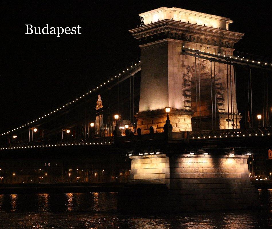 Budapest By Elly Kort Blurb Books Canada