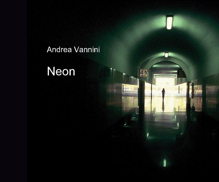 Visualizza Andrea Vannini Neon di photogallery