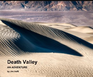 Death Valley book cover