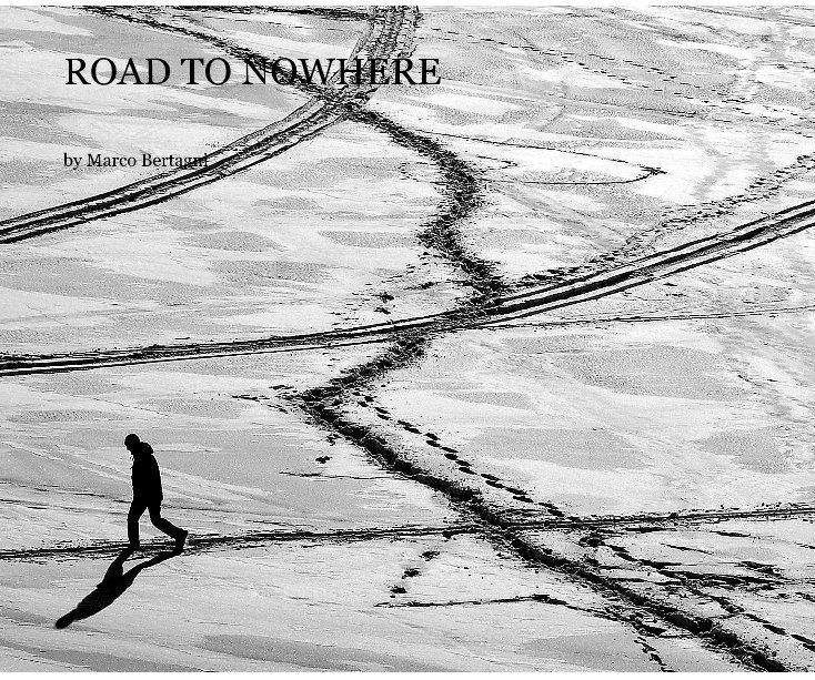 Visualizza ROAD TO NOWHERE di Marco Bertagni