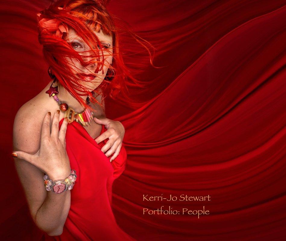 View Kerri-Jo Stewart Portfolio: People by Argamak