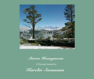 Sierra Honeymoon book cover