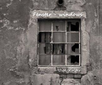 Fenster - windows book cover