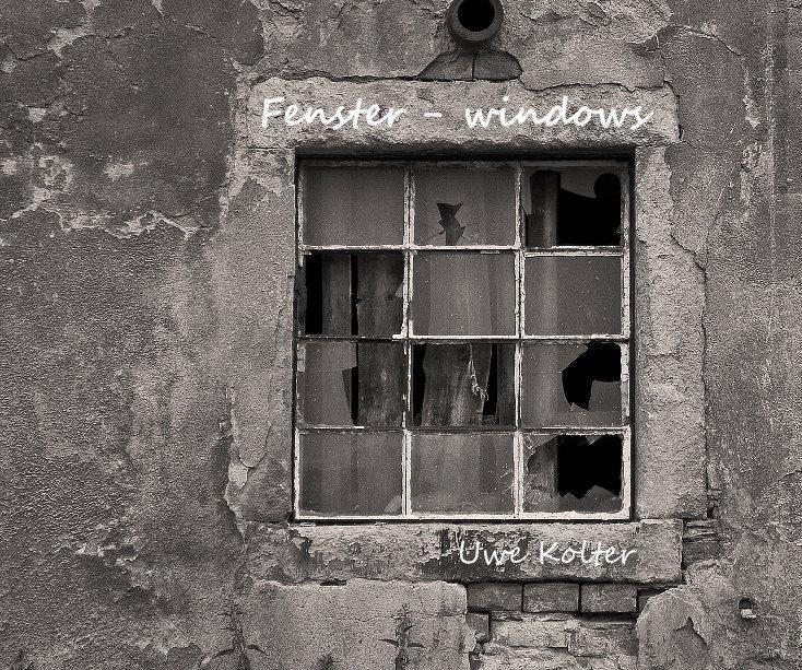 Fenster - windows nach Uwe Kolter anzeigen