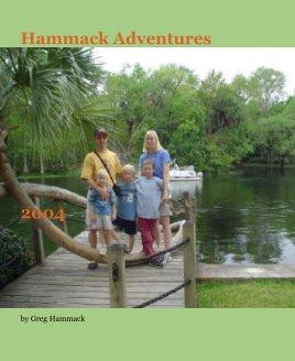 Hammack Adventures book cover