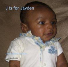 J is for Jayden book cover