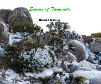 Essence of Tasmania book cover