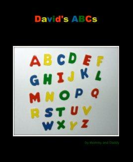 David's ABCs book cover