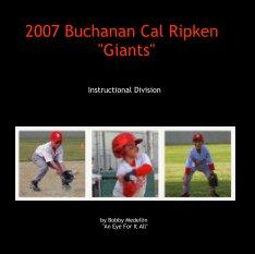 "2007 Buchanan Cal Ripken  ""Giants"" book cover"