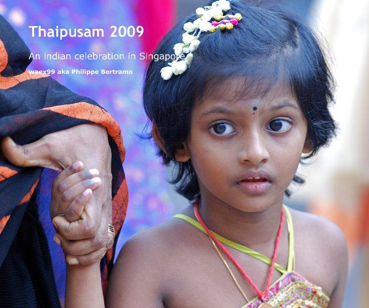 View Thaipusam 2009 by waex99