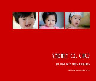 Sydney Q. Cao book cover
