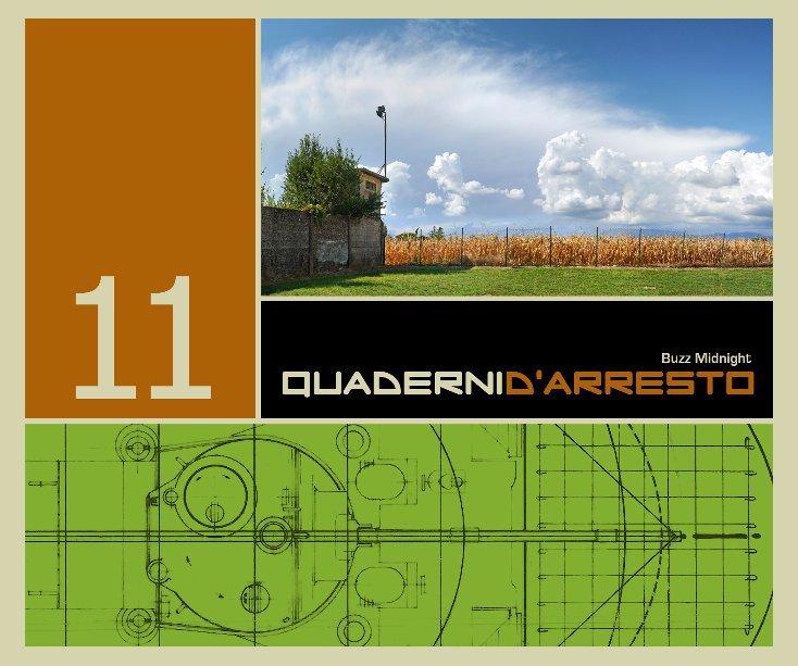 Visualizza Quaderni d'Arresto 11 di Buzz Midnight