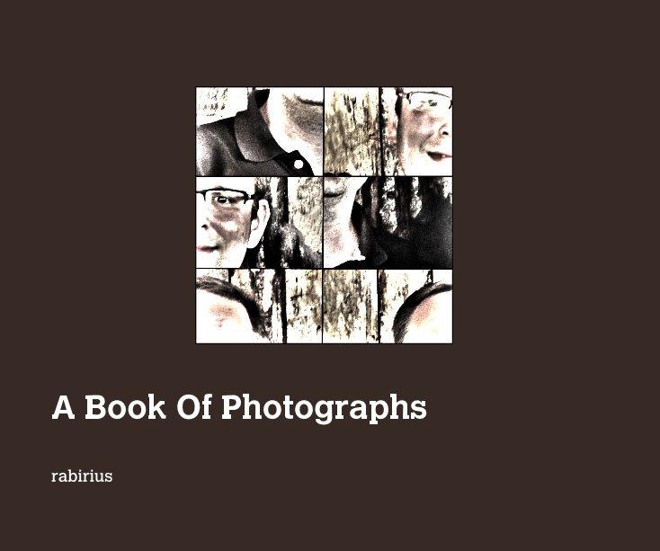 A Book Of Photographs nach rabirius anzeigen