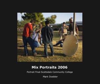 Mix Portraits 2006 book cover