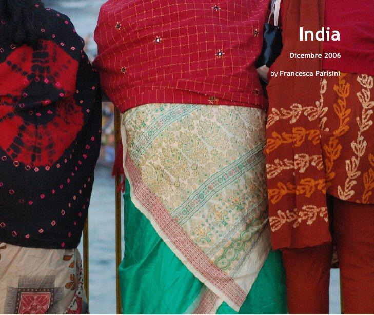 View India by Francesca Parisini