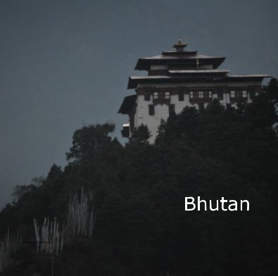 Bhutan book cover