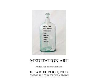 MEDITATION ART book cover