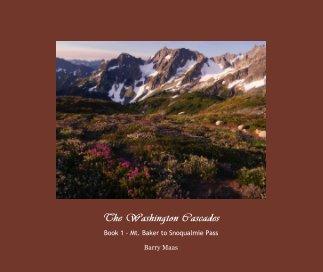 The Washington Cascades book cover