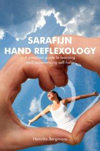 Sarafijn  Hand Reflexology book cover