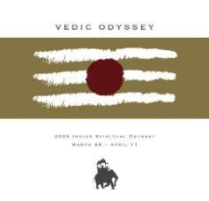 Indian Spiritual Odyssey book cover
