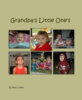 Grandpa's Little Ones book cover