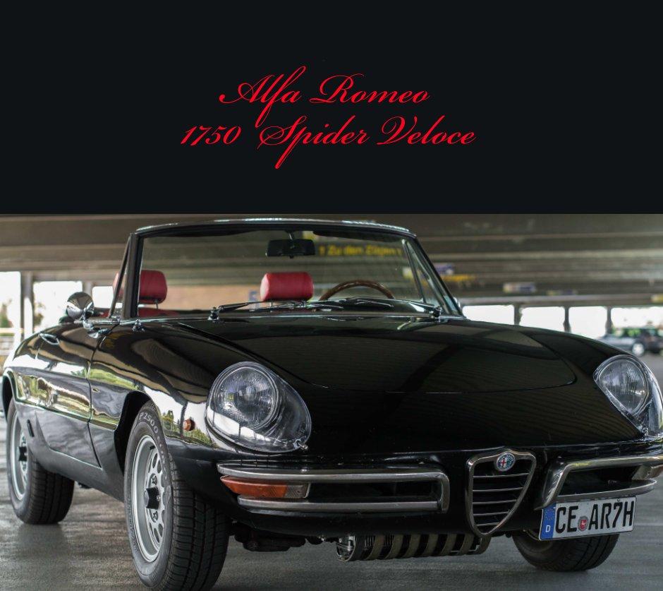Alfa Romeo 1750 Spider Veloce By Thomas Arndt