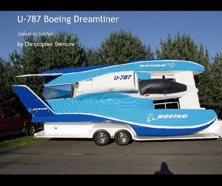 View U-787 Boeing Dreamliner by Christopher Denslow